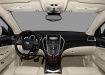 Cadillac SRX - светлый салон