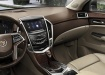 Cadillac SRX - коричневый салон