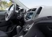 Chevrolet Aveo - панель