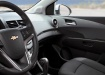 Chevrolet Aveo - руль и салон