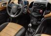 Chevrolet Aveo - интерьер салона
