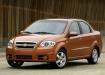 Chevrolet Aveo предыдущее поколение