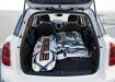 Mini Countryman - объём багажника