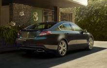 Acura TL: официальное фото
