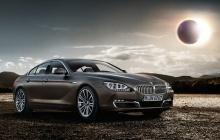 BMW 6 Gran Coupe - официальное фото