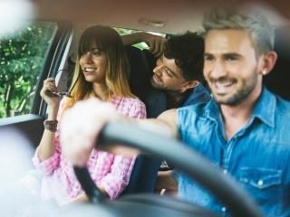 Штраф за не вписанного в страховку водителя, если хозяин сидит рядом