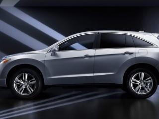 Acura RDX: официальное фото производителя