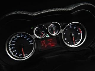 Alfa Romeo MiTo - панель приборов машины