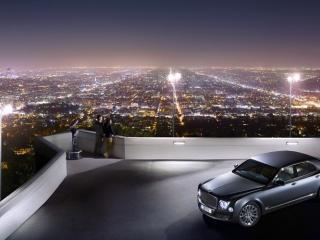 Bentley Mulsanne - официальное фото