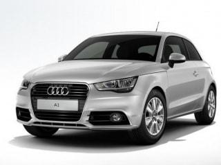 Audi A1 - официальное фото