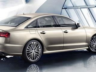 Audi A6 - официальное фото
