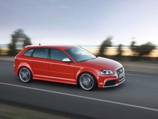 Audi RS3 - официальное фото