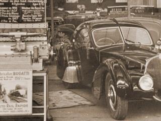Bugatti Type 57 - официальное фото