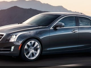Cadillac ATS - официальное фото