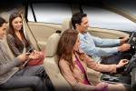 Acura RDX: просторный салон модели