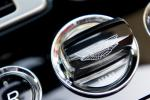 Aston Martin DB9 - крупным планом