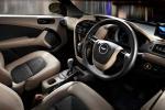 Aston Martin Cygnet - салон и панель машины