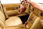 Bentley Arnage - передние места в салоне