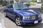Bentley Arnage в синем цвете