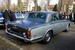 Bentley T1 - вид сзади