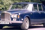 Bentley T1 синий