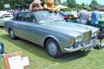 Bentley T1 на выстаке
