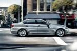 BMW 5 series - вид сбоку