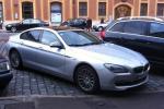 BMW 6 Gran Coupe на улице