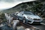 BMW M6 Gran Coupe в движении