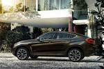 BMW X6 - вид сбоку