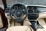 BMW X6 - салон и приборная панель