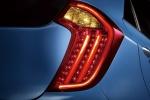 Kia Picanto - задний фонарь