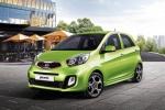 Kia Picanto - зелёный