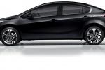 Kia Cerato - чёрный