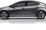 Kia Cerato - серый