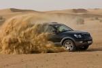 Kia Mohave в пустыне