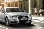 Audi A4 - серебристый