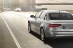 Audi A4 - вид сзади