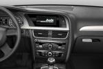 Audi A4 - приборная панель, руль, консоль и бардачок