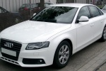 Audi A4 - белый