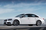 Audi A4 на красивом фоне