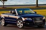 Audi A4 - кабриолет чёрный