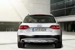 Audi A4 Allroad Quattro - вид сзади