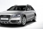 Audi A4 Allroad Quattro без фона