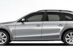 Audi A4 Allroad Quattro - вид сбоку