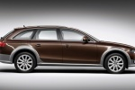 Audi A4 Allroad Quattro - коричневый