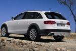 Audi A4 Allroad Quattro на бездорожье
