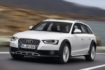 Audi A4 Allroad Quattro в движении