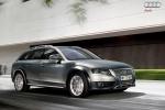 Audi A4 Allroad Quattro в городе