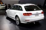 Audi A4 Allroad Quattro на выставке